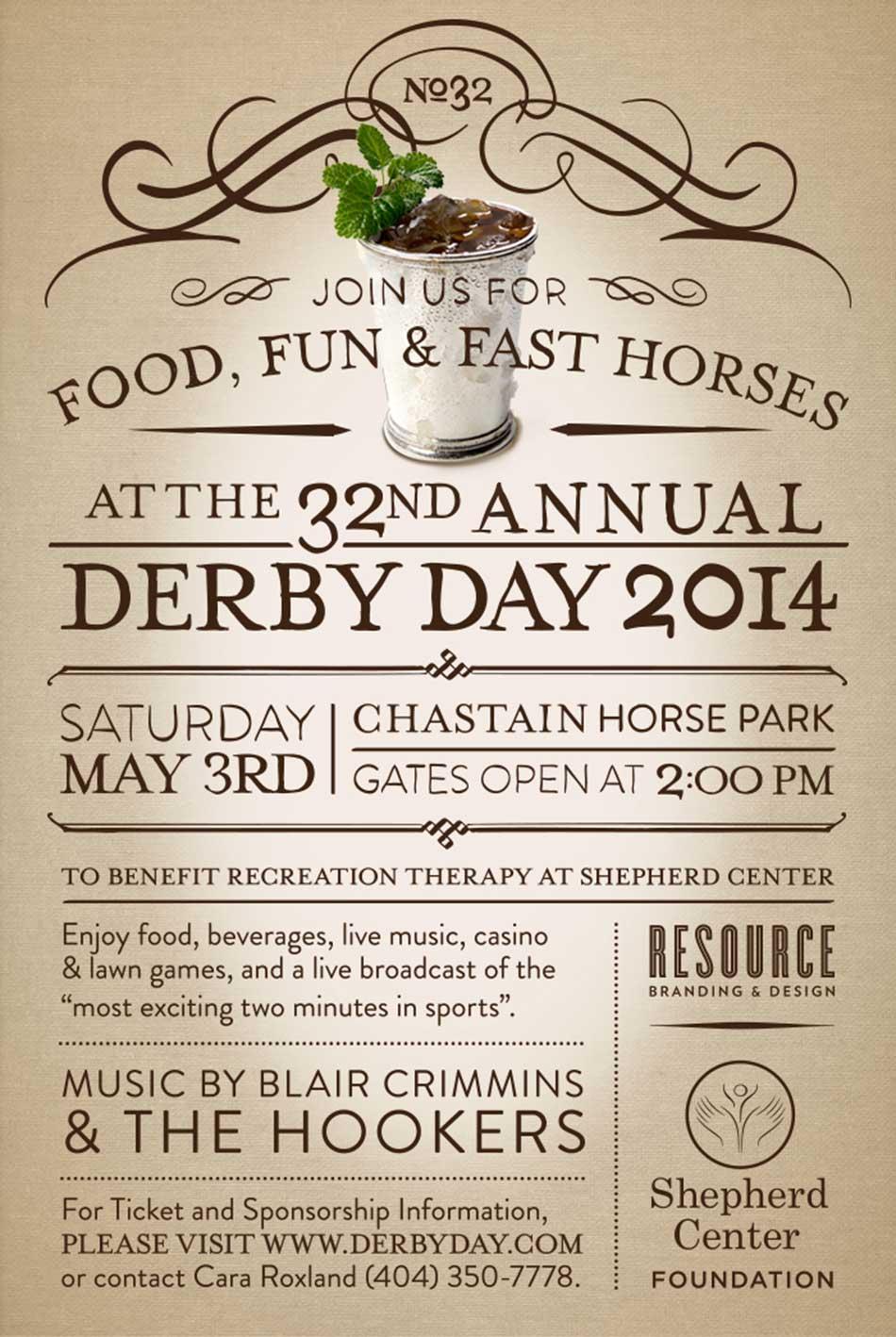 Derby Day 2014