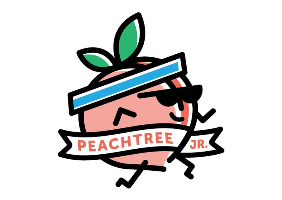 Peachtree Jr Logo