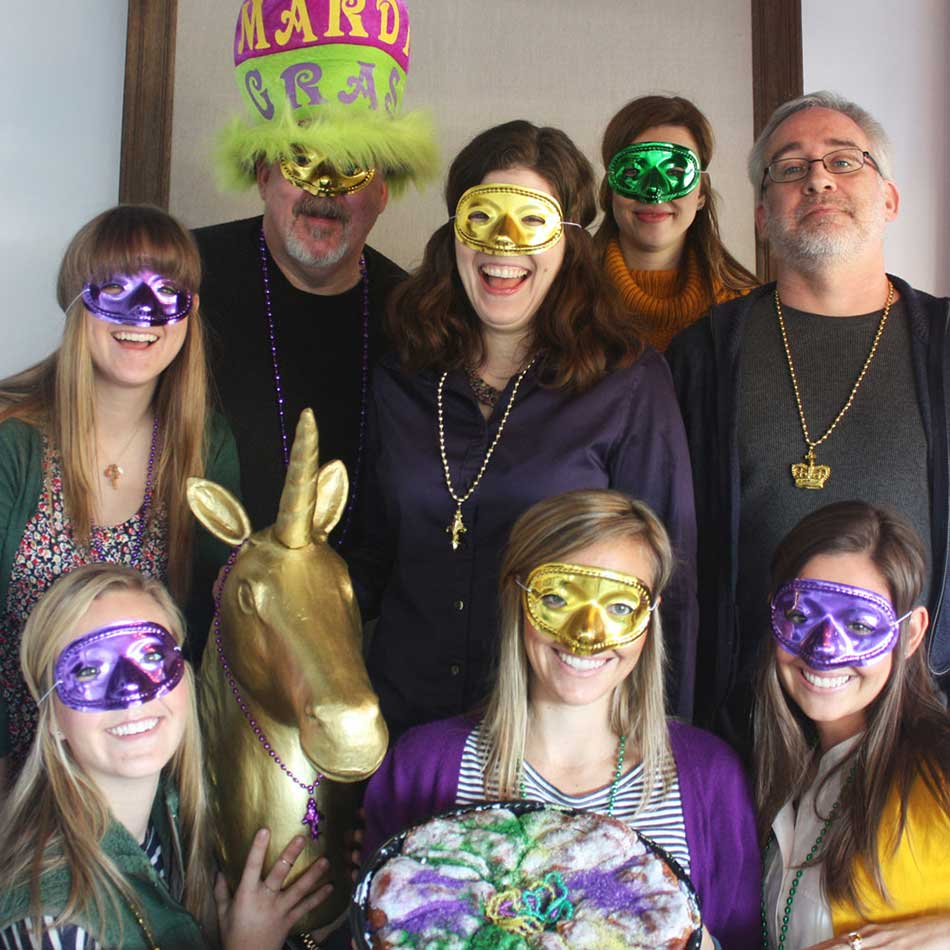 Resource Mardi Gras 2014